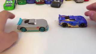 Disney Pixar Cars 3 Gabriel and Aiden diecast review