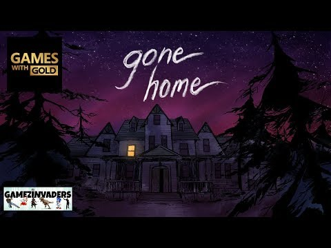 Gone Home Xbox One Games With Gold Free Game October