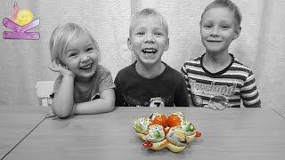 Киндер сюрприз видео Kinder surprise video Открываем Сюрпризы новые яйца 2017 Щенячий Патруль
