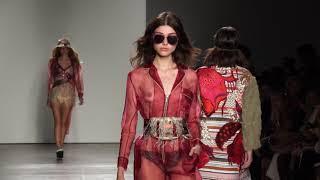 CUSTO BARCELONA   2018 Spring & Summer New York Fashion Week