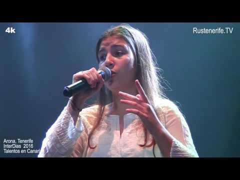 Talentos en Canarias 2016. Laura Picar. 1-premio.