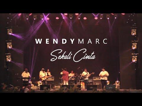 Wendy Marc - Sekali Cinta (Live at PRJ 2017)