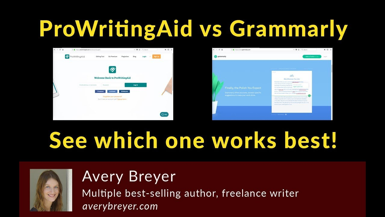 Whitesmoke Vs Grammarly - An Overview