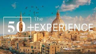 EC's Club 50+ The Experience | Malta