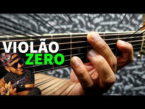 AULA 1 - Violão INICIANTE | Nível Zero