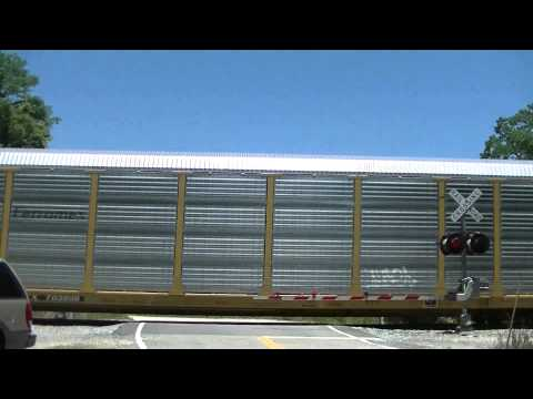 Railroad Crossings of the South Part 2
