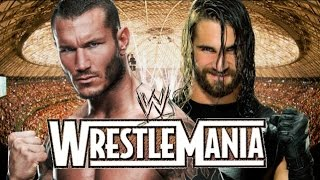 Randy Orton vs Seth Rollins Wrestlemania 31 Promo HD