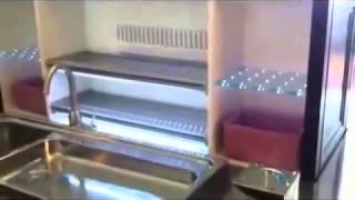 Супер кухонный островок, кухонная техника, Brummel Ремонт кухни Москва недорого косметический йул15(, 2014-07-28T13:25:18.000Z)