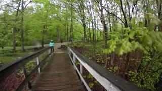 Walk around Woodford state park, Vermont part 2
