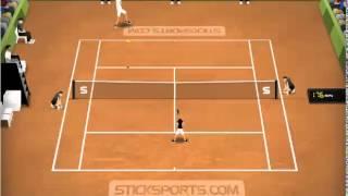 Stick Tennis World Domination - Bjorn Borg