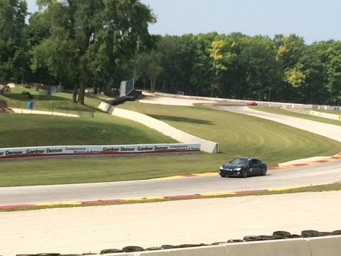 Road America Track Day Onboard Scion FR-S