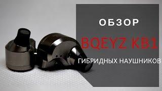 Обзор BQEYZ KB1- Симпатичные валенки =)