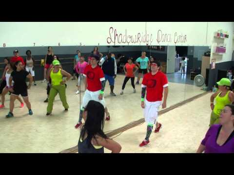 Alors On Danse - Stromae ft. Kanye West (remix) - Dance Fitness Class w/ Bradley
