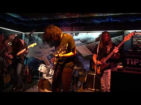 Space Burial - Emperor's New Clothes - Live at the Blu Room