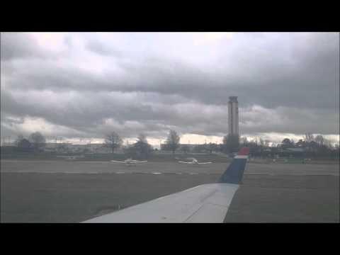 Airplane Full Flight RDI to Washington DC 1 Hour