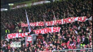 (HQ) Sport Inside - Zutritt verboten - Stadionverbot WDR Dokumentation Bericht