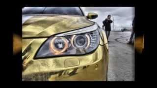 BMW M5 (E60) Gold посвящается