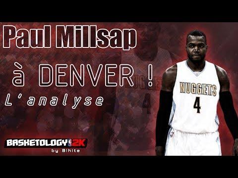 Paul Millsap à Denver : L'analyse de Blhite