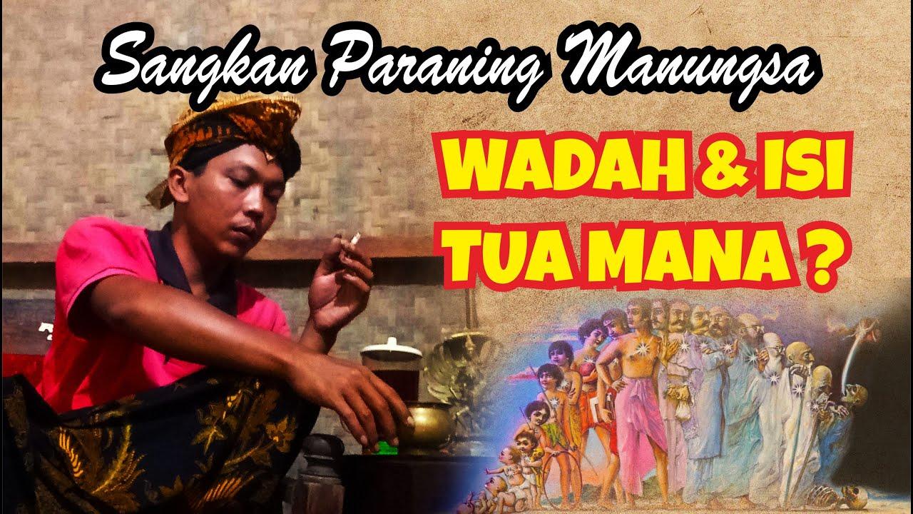 Ngaji Aksara Jawa Bap Sangkan Paraning Manungsa Episode 3 Kalam Wadi