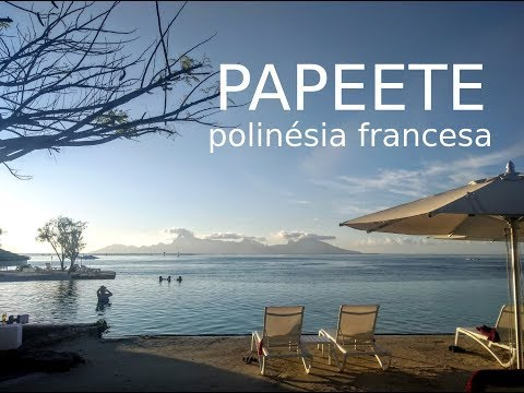 Papeete (Taiti - Polinésia Francesa)