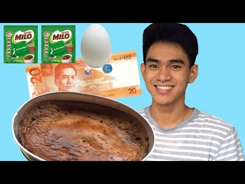 MILO CAKE SA HALAGANG 20 PESOS