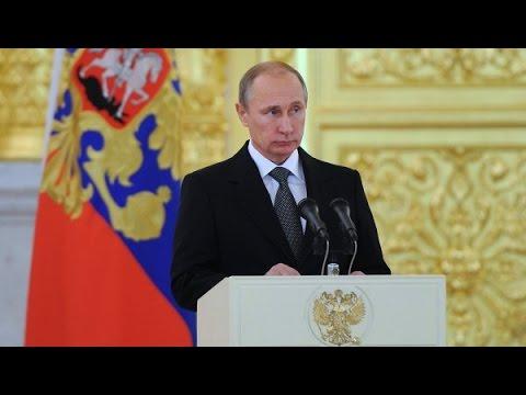 Президент России озвучил самые значимые темы внутренней и внешней политики