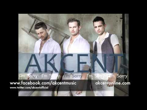 Akcent   Im Sorry  song 2012
