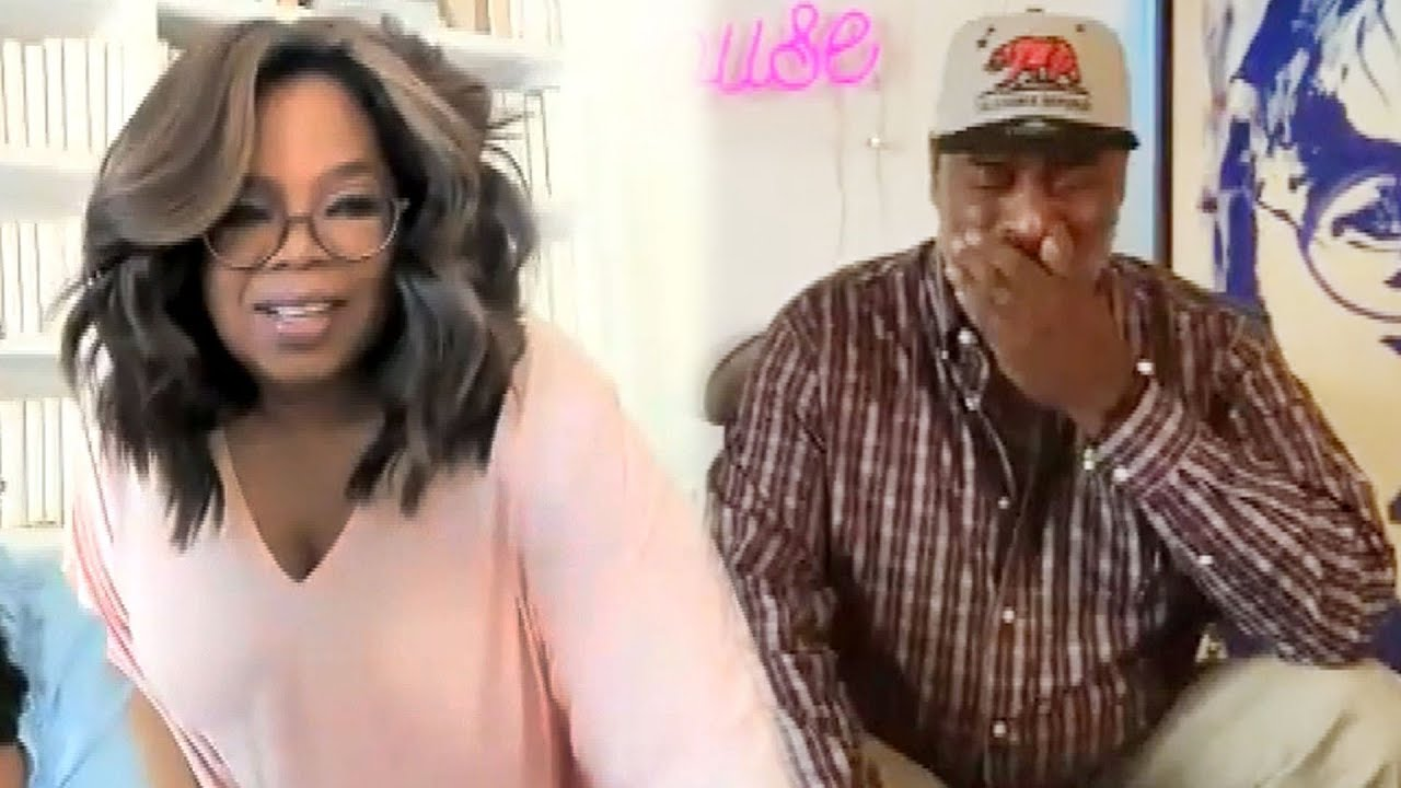 WATCH: Oprah Winfrey Surprises Formerly Homeless Painter Richard Hutchins to Purchase His Art for 000