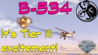 World of Warplanes - Avia B-534 | It's a Tier III!