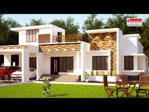 Dream Home For Sheena at Perinthalmanna 2329 sq.ft