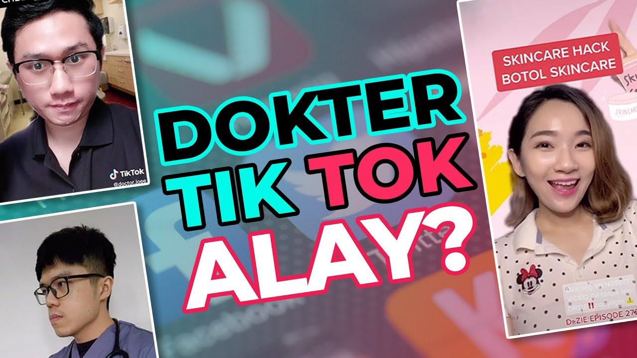 KENAPA DOKTER MAIN TIKTOK ?? | feat dr. Zie & dr. Joe