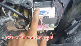 Tvs TVS star sport starting and current  problem solutions