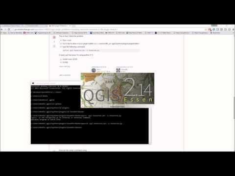 QGIS Python 03 Building a QGIS Plugin