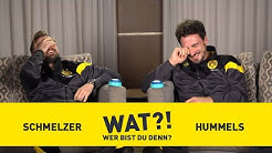Who am I?   BVB-Challenge with Mats Hummels & Marcel Schmelzer