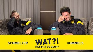 Who am I? | BVB-Challenge with Mats Hummels & Marcel Schmelzer
