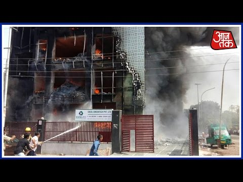 India 360: Six Killed in Noida As Fire Breaks Out In Factory, Death Toll Might Rise