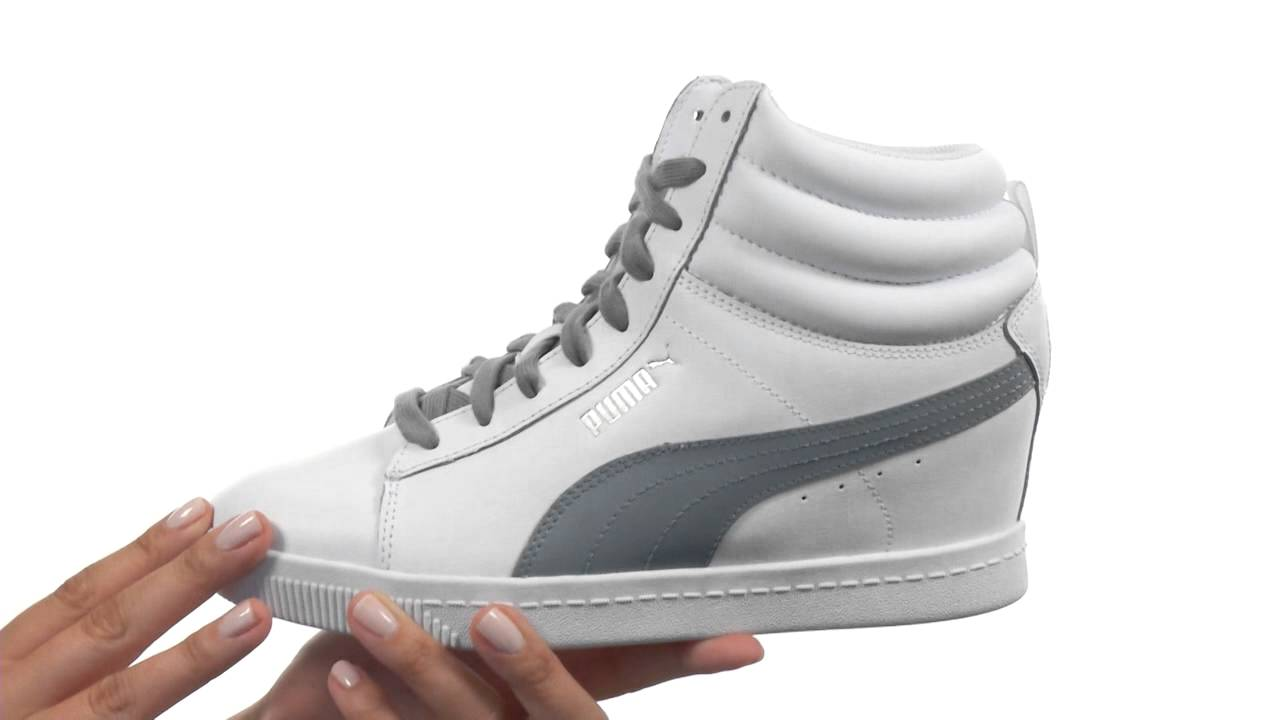 PUMA Puma Classic Wedge LL SKU  8314254 - YouTube e35a18645