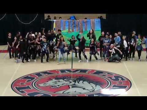 James Logan High School 16-17 C/O 2019 Sophomore Skit 5th Lunch