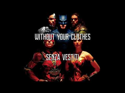 Justice League | Everybody knows (lyrics)
