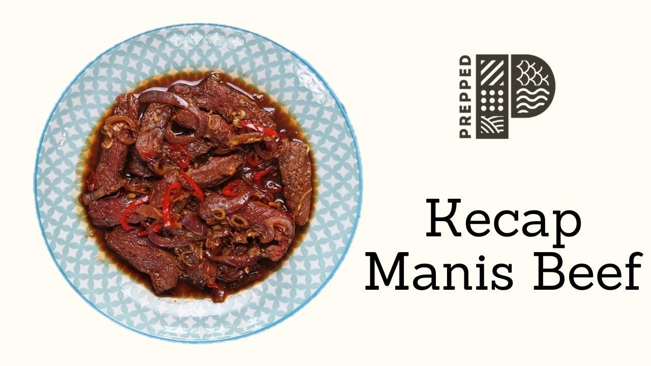Kecap Manis Beef