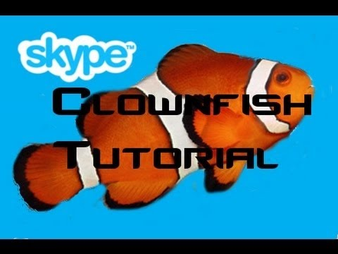 Clownfish For Skype Tutorial
