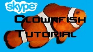 Clownfish for skype tutorial