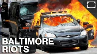 Did Poverty In Baltimore Cause The Riots?