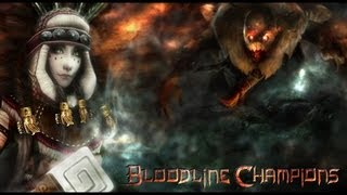 Bloodline Champions: Hard Game to Pick Up (Reaver Gameplay)