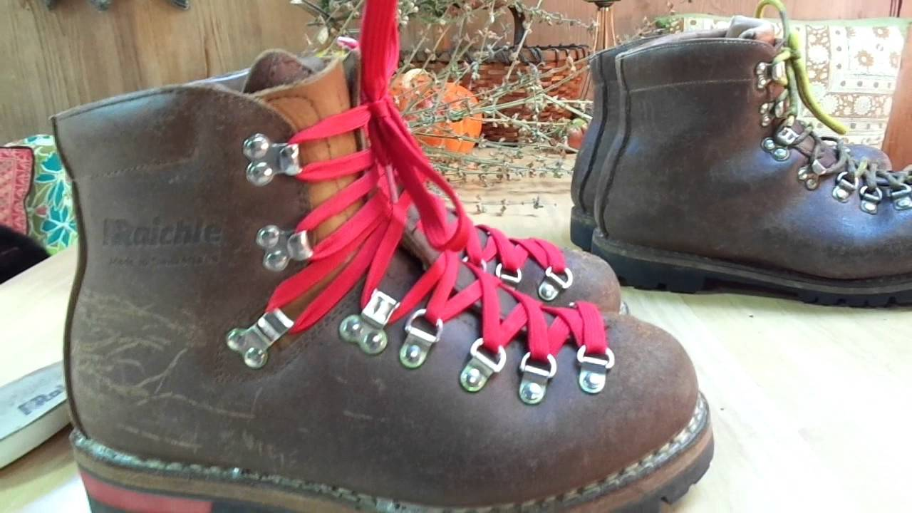 REVIEW: Mountaineering boots ASOLO & Raichle last a lifetime, to ...
