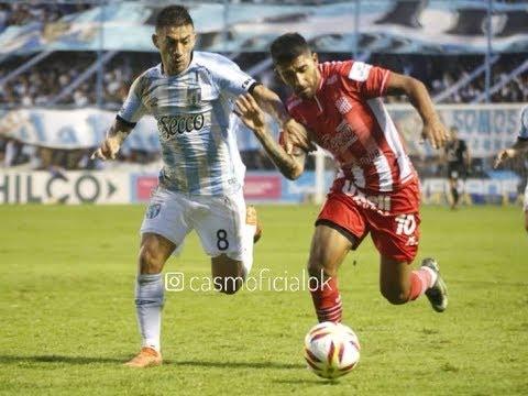 Fecha 14: Resumen de Atlético Tucumán - San Martín (T)