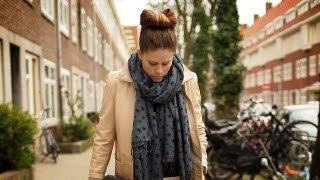 Hair Bow Tie Tutorial Hairstyle Thumbnail
