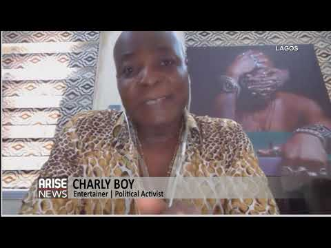 Nigerian demand police reforms  - Charly Boy + Abdulrahman Yakubu