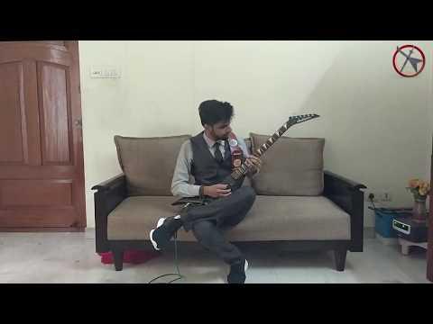 || Kaala - Katravai Patravai guitar cover || - Abhishek Iyer