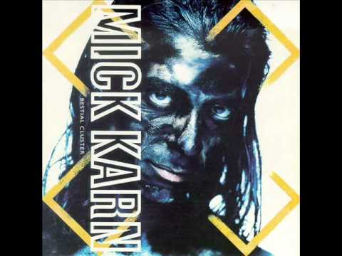 Mick Karn - Back in the beginning